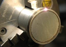 Laser Rundachse