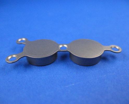 subkutan implantierbares Magnetimplantat